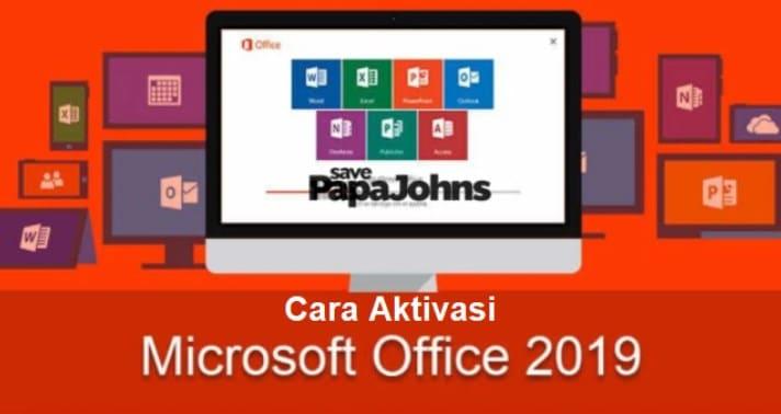 Cara-Praktis-Aktivasi-Microsoft-Office-2019